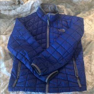 Boys north face jacket size 7/8